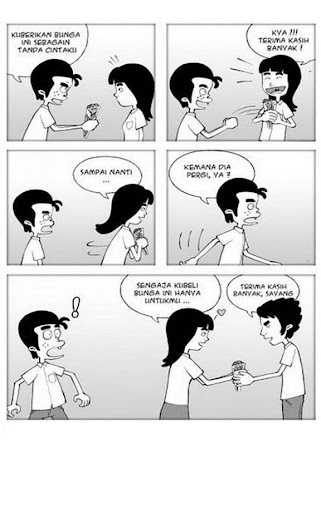 Komik Lucu Ngaco 3: Edan
