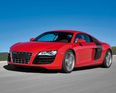 Themes Audi R8 screenshot 4