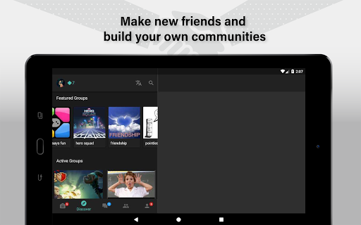 Palringo Group Messenger screenshot 11