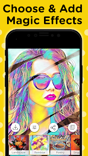 ArtistA Cartoon & Sketch Filter & Artistic Effects 5