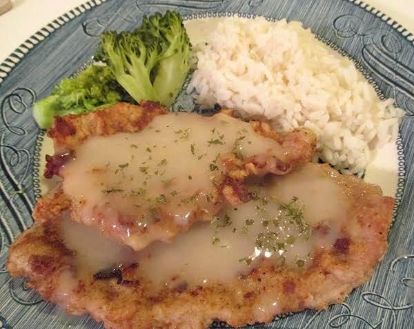 Pork Loin Piccata Recipe