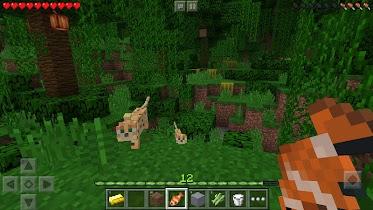 Minecraft: Pocket Edition - screenshot thumbnail 09