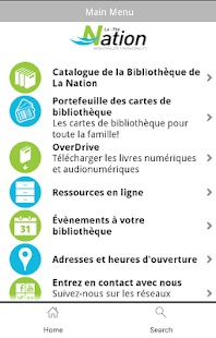Nationbiblio- screenshot thumbnail