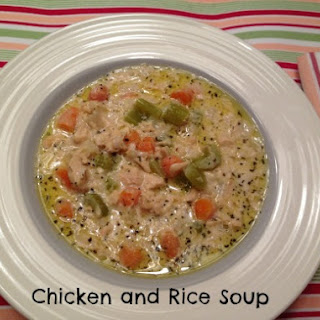Thick Chicken Soup Recipes