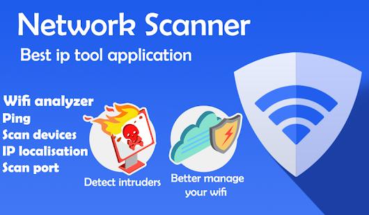 IP Scanner - náhled