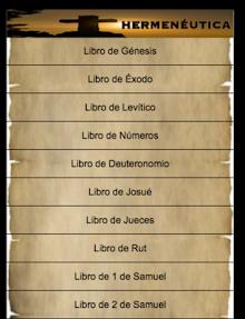 Como Interpretar la Biblia screenshot 1