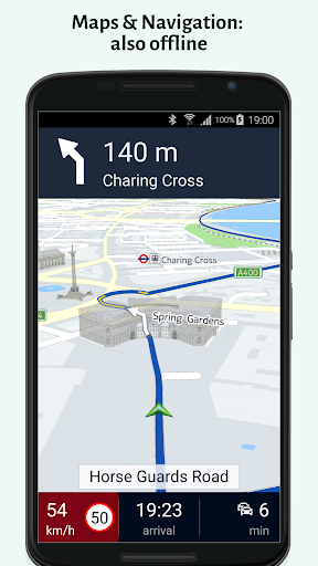 HERE WeGo – City Navigation v2.0.11027
