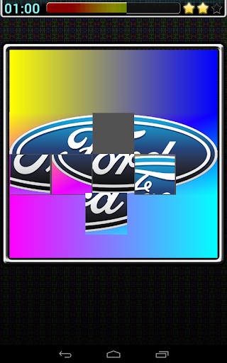 Cars Logos Puzzles HD