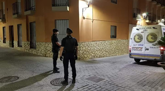 """Vera, contra los """"irresponsables"""": 140 multas por botellones e ir sin mascarilla"""