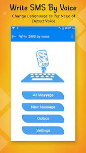 Download Write SMS by Voice: Voice Text Messages For PC Windows and Mac apk screenshot 3