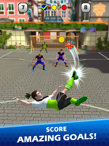 Goal Blitz screenshots 1