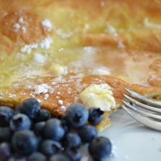 German Pancake Gluten Free