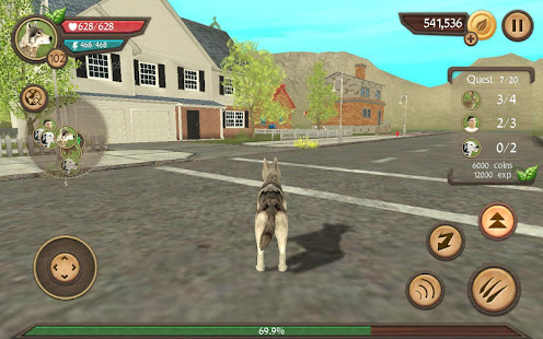 Game Dog Sim Online: Raise a Family APK for Windows Phone