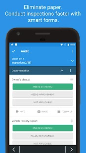 iAuditor - Safety Checklists- screenshot thumbnail