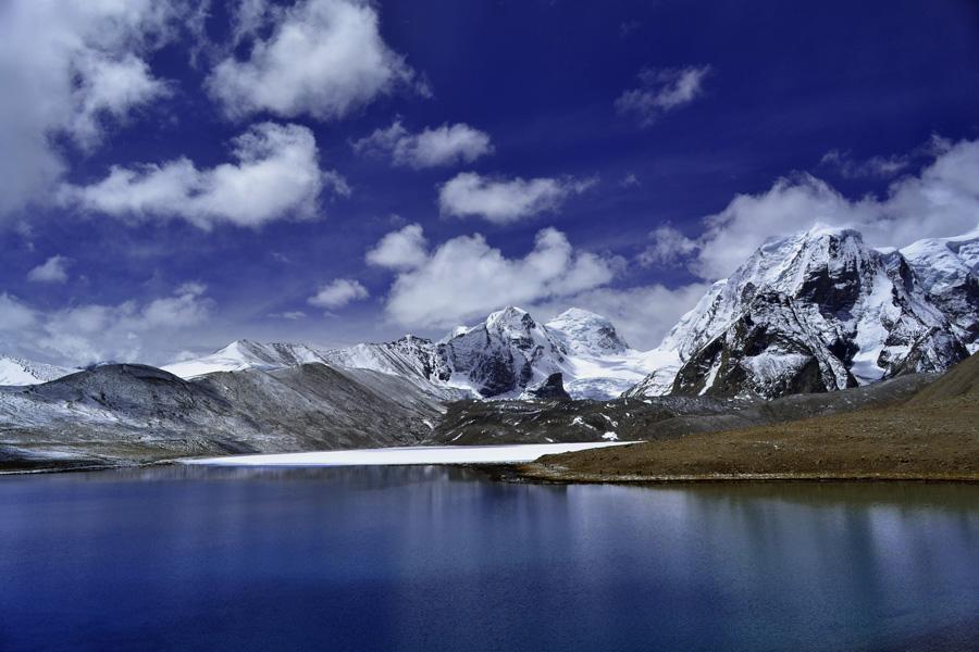 Gurudongmar Lake by Nachiketa Das - Landscapes Mountains & Hills ( india, sikkim )