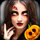 Halloween Photo Editor - Scary Makeup icon