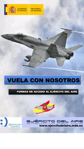 Accesos Ejército del Aire