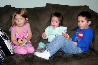 Photo: Morning PopTarts and Cartoons - what more can you ask for