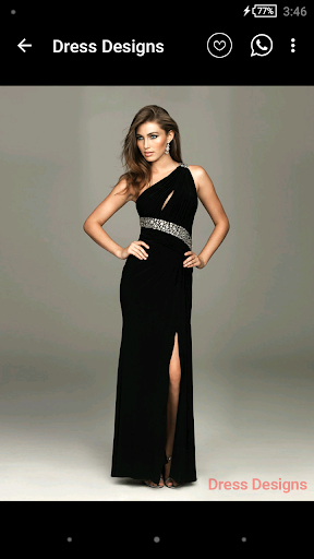 Dress Design for Woman