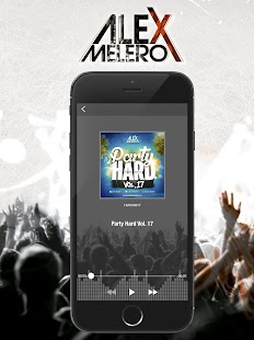 DJ ALEX MELERO - náhled