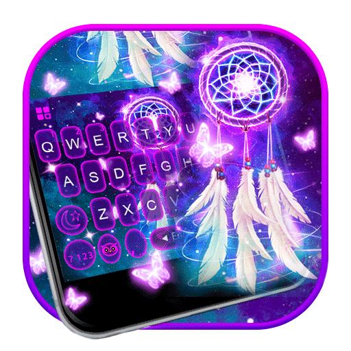 Galaxy Dream Catcher Keyboard Theme Icon