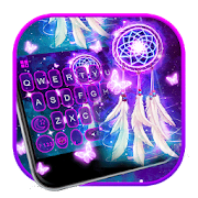 Galaxy Dream Catcher Keyboard Theme APK for Bluestacks