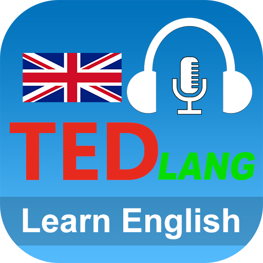 TEDlang - Learning English - Listening TED Lite (app)