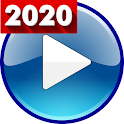 MNM Video Player-All Format Music and Video Player icon