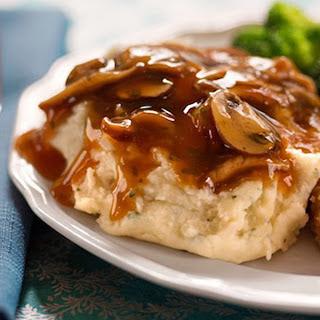 Easy Mushroom Gravy [Vegan].