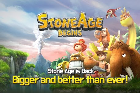 Stone Age Begins 1.118.31.20 MOD for Android 3
