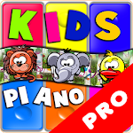 Piano for Kids Pro Icon