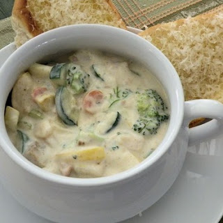 Vegetable Clam Chowder