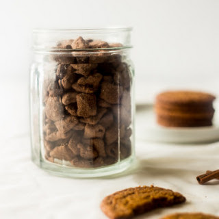 Healthy Ginger Snap Protein Puppy Chow