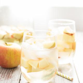 Sparkling Caramel Apple Sangria