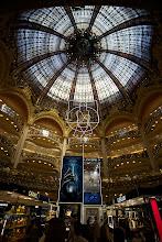 Photo: Galeries Lafayette