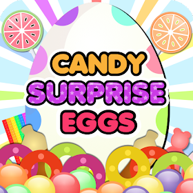 Candy Surprise Eggs