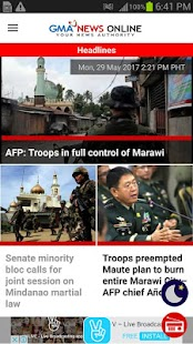 GMA News- screenshot thumbnail