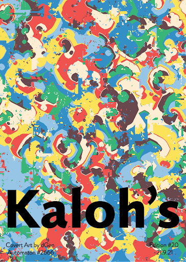 Kaloh's Crypto Letter #20 - 🧬 5 Reasons why Gen-Art NFTs are something special