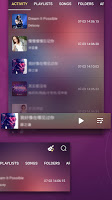 screenshot of PureHub - Free Music Player