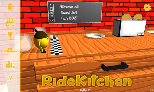 RideKitchen Free
