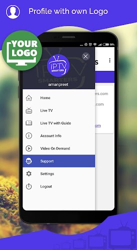 Download IPTV Smarters APK latest version app by WHMCS SMARTERS for