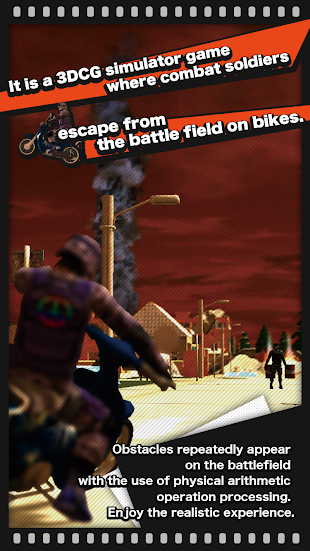Deserter simulator- screenshot thumbnail