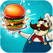 Burger Fever : Fast Food Cooking Restaurant Android APK Download Free By MnR Studio Ltd