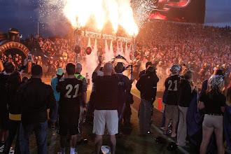 Photo: Football Game