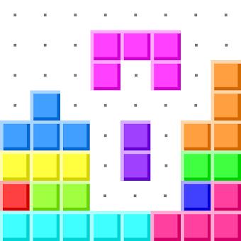 BlockPile - テトリス風落ちものゲーム