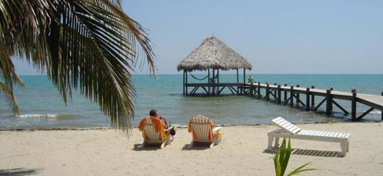 The Maya Beach Hotel on the Placencia Peninsula of Belize is an area thriving from eco-tourism.