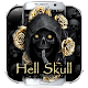 Hell Skull Theme Download on Windows