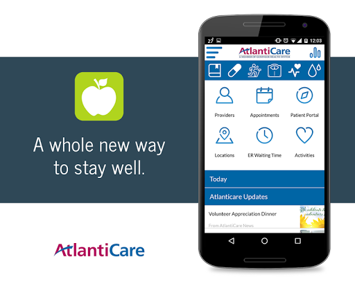 AtlantiCare Aplicaciones (apk) descarga gratuita para Android/PC/Windows screenshot