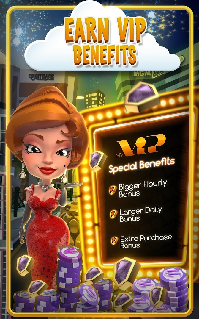 myVEGAS Slots - Vegas Casino Slot Machine Games Android 5