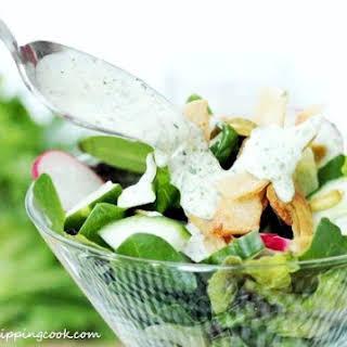 Cilantro Salad Dressing.